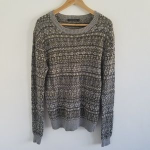 French Connection Lambswool Blend Sweater M